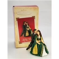 Hallmark Ornament 2004 Scarlett O'Hara and Rhett Butler - #QXI4034-DBNMC
