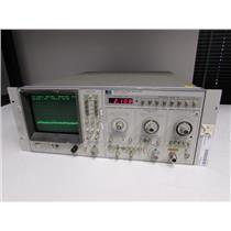Agilent HP 8569A Spectrum Analyzer, 22Ghz, Opt 001