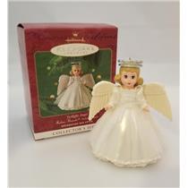 Hallmark Ornament 2000 Madame Alexander #3 - Twilight Angel - #QX6614