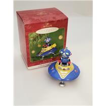 Hallmark Keepsake Series Ornament 2001 Robot Parade #2 - #QX8162-SDB