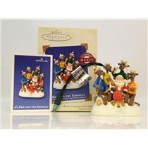 Hallmark Magic Series Ornament 2003 Kris and the Kringles #3 - #QX7439