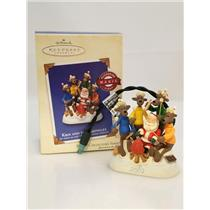 Hallmark Magic Series Ornament 2003 Kris and the Kringles #3 - #QX7439-SDBNMC