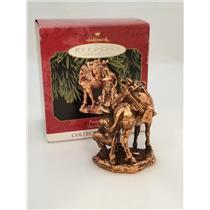 Hallmark Series Ornament 1999 The Old West #2 - Prospector - #QX6317-SDB