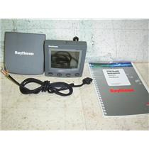Boaters' Resale Shop of TX 1808 1427.02 RAYTHEON ST60 DEPTH DISPLAY A22010 ONLY