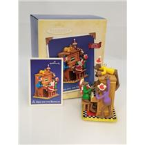 Hallmark Magic Series Ornament 2004 Kris and the Kringles #4 - #QX8114-SDB