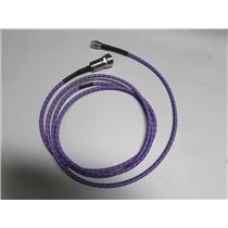Anritsu 806-138 MEGAPHASE 7GHz 10FT 3M N(m)-7 16(m) TEST CABLE