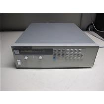 Agilent HP 6654A 500 Watt System Power Supply, 60V, 9A (ref: db)