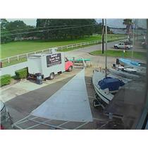 Roller Furling Jib w Luff 44-0 from Boaters' Resale Shop of TX 1806 2757.91