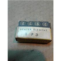 Allen Bradley 1P3 Heater Element Motor Control