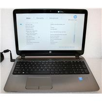 "HP Probook 450 G2 15.6"" Core i5 5200U 2.2GHz 8GB 500GB ChromeOS TOUCH Laptop"