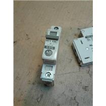 Allen-Bradley 1492-CB1 Circuit Breaker H 010 1A 277V *Lot Of 2*