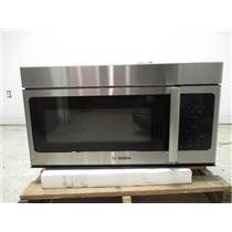 "Bosch 300 30"" 300 CFM Ventilation Over-the-Range Microwave Oven HMV3053U(12)"