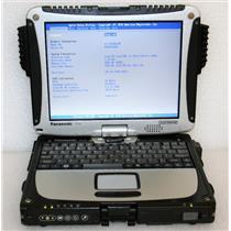 Panasonic ToughBook CF-19 MK4 Intel Core i5 1.20GHz 4GB 320GB GPS Touch Laptop