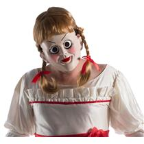 Annabelle: Creation Annabelle Movie Mask With Wig
