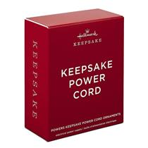 Hallmark 2018 Keepsake Power Cord - Required for Storytellers Ornaments #QSB6103