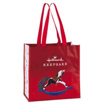 2018 Hallmark Keepsake Ornament Premiere 45th Anniversary Reusable Bag - HKB3606