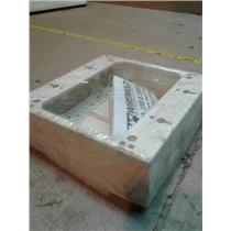 Wiremold 2347-2  Nm Device Box 2G 2300 Ivory