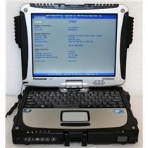 Panasonic ToughBook CF-19 MK4 Core i5 1.20GHz 4GB 320GB GPS Touch Laptop 5K HRS!