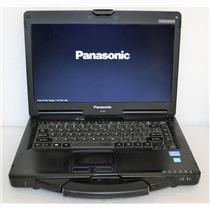 """Panasonic ToughBook 14"""" CF-53 MK2 Core i5 3340M 2.70Ghz 8GB Laptop CF-53SALZYCM"""