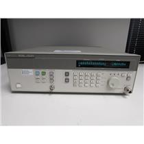 Agilent HP 83712B Synthesized CW Generator,10 MHz-20 GHz, calibrated
