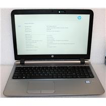 "HP Probook 450 G3 FHD 15.6"" Core i5 6200U 2.3GHz 8GB 500GB Graphics 520 Laptop"