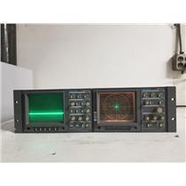 Tektronix 1730 Waveform Monitor + Tektronix 1720 Vector Scope