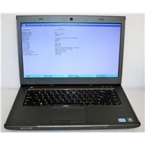"""Dell Vostro 3560 15.6"""" Core i3 2370M 2.50GHz 4GB 250GB ChromeOS Webcam Laptop"""