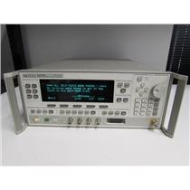 Agilent 83650B Synthesized Sweep Signal Generator 10MHz to 50GHz opt 001, 008