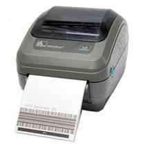 Zebra GK420d GK42-200121-000 Direct Thermal Barcode Label Printer USB Peeler