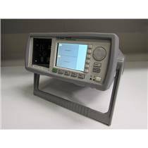 Agilent 8163B Lightwave Measurement Multimeter Mainframe