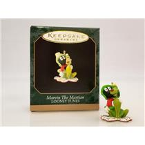 Hallmark Miniature Ornament 1999 Marvin the Martian - Looney Tunes - #QXM4657