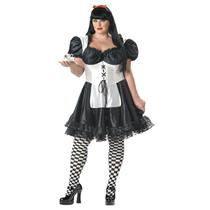 California Costume Malice in Wonderland Plus Size Costumes