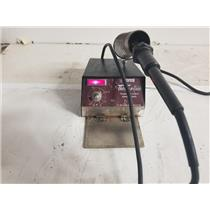 Hexacon Therm-O-Trac Model 1002 Soldering Iron Station [No Tray]