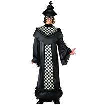 Chess King Costume Costume Standard Size