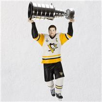 Hallmark Ornament 2018 Sidney Crosby - Stanley Cup MVP - #QXI3393 - Ships NOW!!