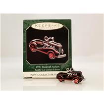 1998 Hallmark Miniature Kiddie Car Classics #1 - 1937 Steelcraft Auburn #QXM4143