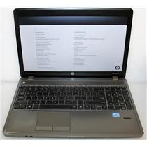 "HP Probook 4540s 15.6"" Core i5 3210U 2.50GHz 8GB 500GB ChromeOS Notebook Laptop"