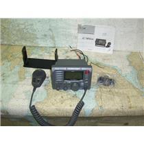 Boaters' Resale Shop of TX 1809 1447.01 ICOM IC-M504 MARINE VHF RADIO & MANUAL