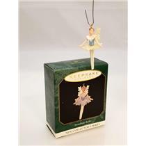 Hallmark Miniature Series Ornament 1997 Snowflake Ballet #1 - #QXM4192