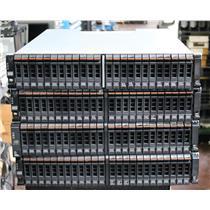 IBM Storewize V7000 28.8TB 4U 8Gbps Fibre Channel 1Gbps iSCSI SAN Storage Array