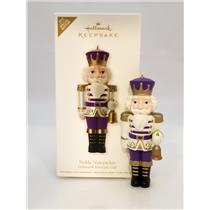 Hallmark Sales Associate Only Ornament 2012 Noble Nutcracker - #QMP4060
