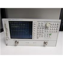Agilent 8722ET Network Analyzer, 40GHz Opt 04