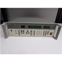 Agilent HP 8656B Synthesized Signal Generator 0.1 to 990 MHz, Opt 001, 002, H41