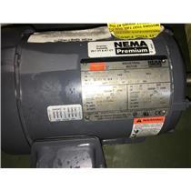 Dayton All Purpose Motor 3PH.1750 Nameplate RPM 230/460 V Frame 143-5T/56HZ