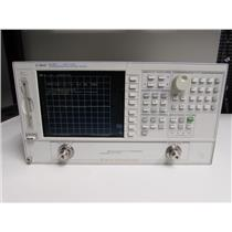HP 8719ET Transmission/Reflection Vector Network Analyzer, 13.5 GHz, No opt