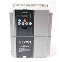 Hitachi SJ700D-110LFUF3 Inverter 200-240volt 3Phase 15HP