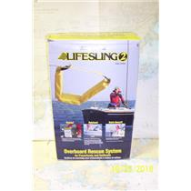 Boaters' Resale Shop of TX 1805 1747.34 LIFESLING 2 OVERBOARD RESCUE SYSTEM