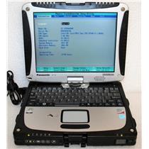 Panasonic ToughBook CF-19 MK2 Intel Core 2 Duo U7500 1.06GHZ 3GB Notebook Laptop
