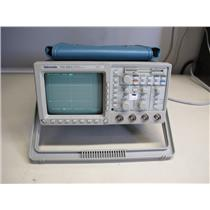 Tektronix TDS460A Digital Oscilloscope 400 MHz, 4 CH, opt: 1F