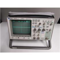 HP 54616B 2-Channel 500MHz Oscilloscope w/ 54657A Storage Module